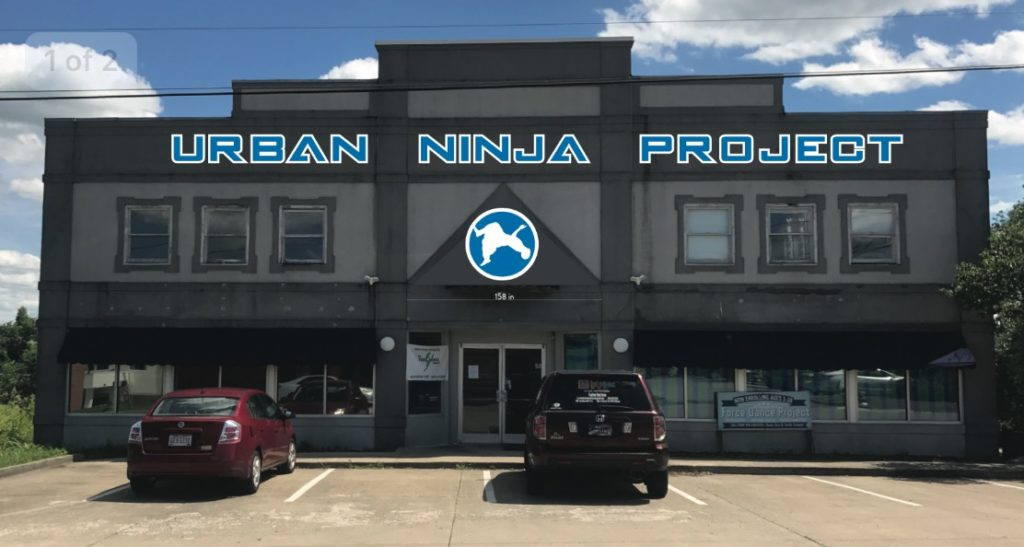 Urban Ninja Project Unleash Your Inner